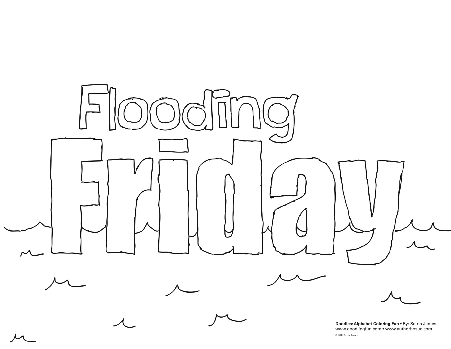 Days Of The Week Coloring Sheets Doodles Ave Days Of The Week Coloring Pages