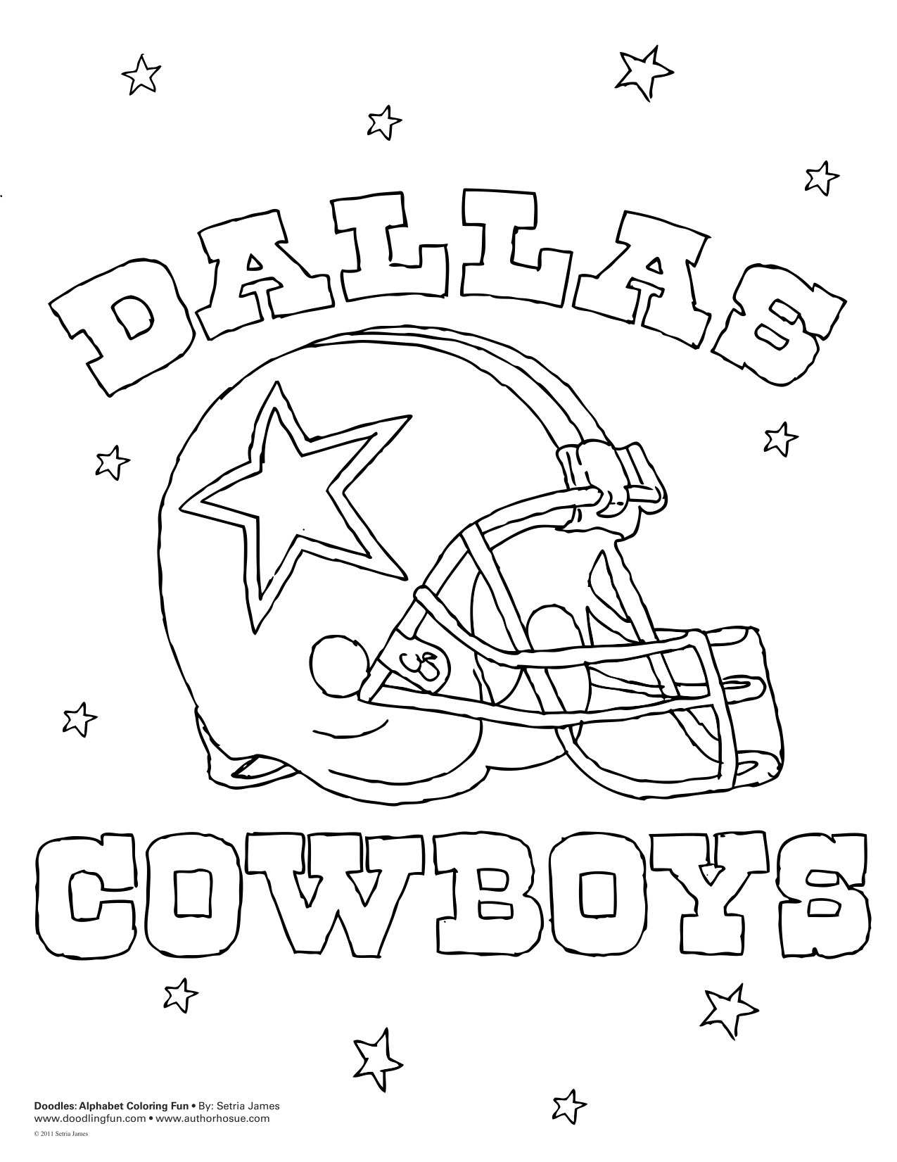 Football fans coloring sheet doodles ave for Texas a m coloring pages