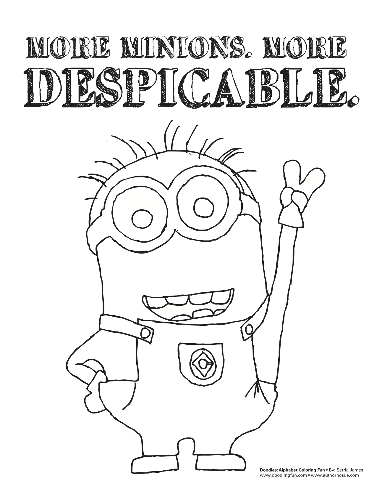 Free Coloring Pages Of Lucy From Despicable Me 2 Despicable Me 2 Coloring Pages