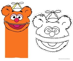 doodles-ave-fonzy-bear-puppet
