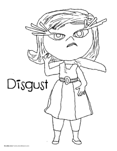doodles-ave-inside-out-coloring-page-disgust-disgust