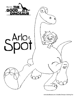 doodles-ave-good-dinosaur-coloring-page-1