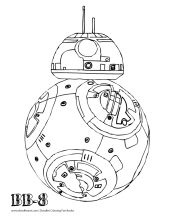 Coloring sheets, The force and Starwars on Pinterest
