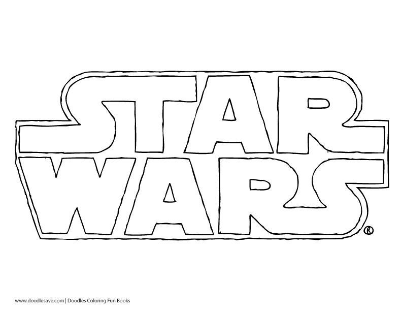 free coloring pages and star wars | Star Wars The Force Awakens Coloring Sheets | Doodles Ave