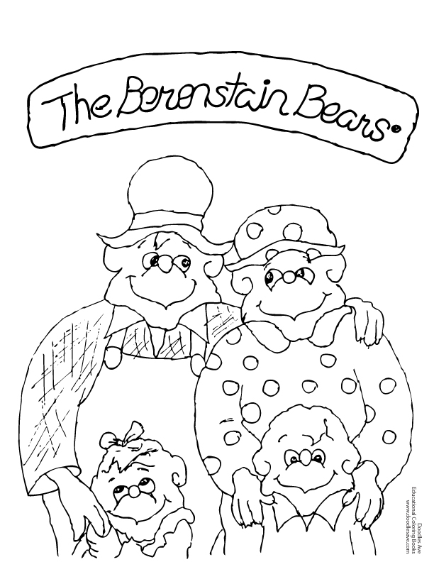 doodles-ave-the-berenstain-bears