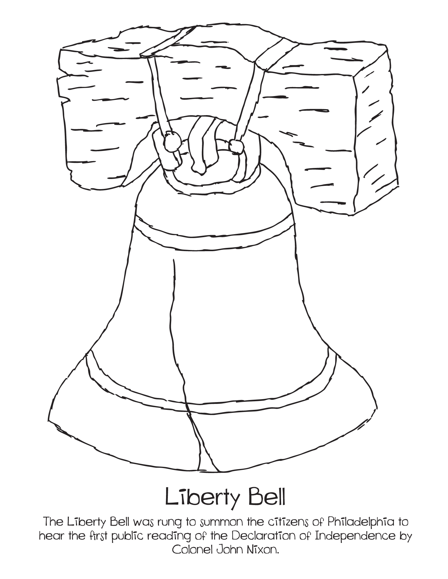 liberty kids coloring pages - photo#22