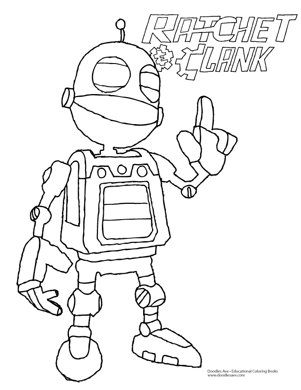 doodles-ave-ratchet-and-clank