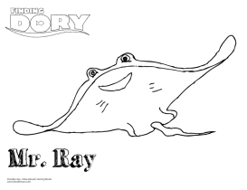 doodles-ave-finding-dory-mr-ray