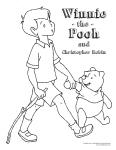 Doodles ICE Winnie the Pooh dan Christopher Robinson